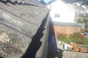 Gutter emptying in Middlesbrough